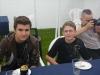 Fredrik, Ossian, Daniel