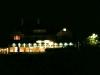 Nattbild av hotellet