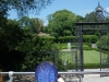 Central Park Conservatory Garden.