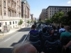 Amsterdam Avenue. Columbia University. Building to the left is Philosophy Inst.