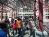 Entrance Ellis Island.