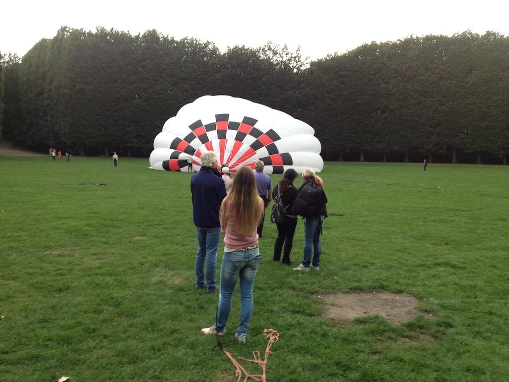 Ballongäventyr