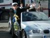 Daniel åker med Ingvars cabriolet