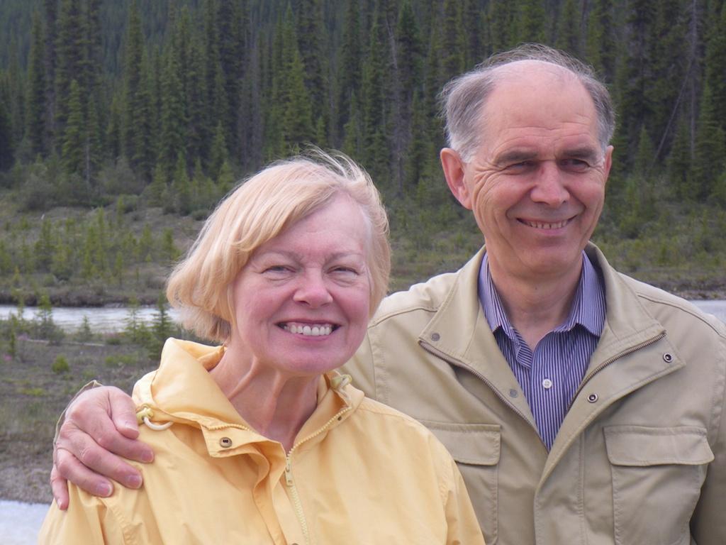 Emma and Joe