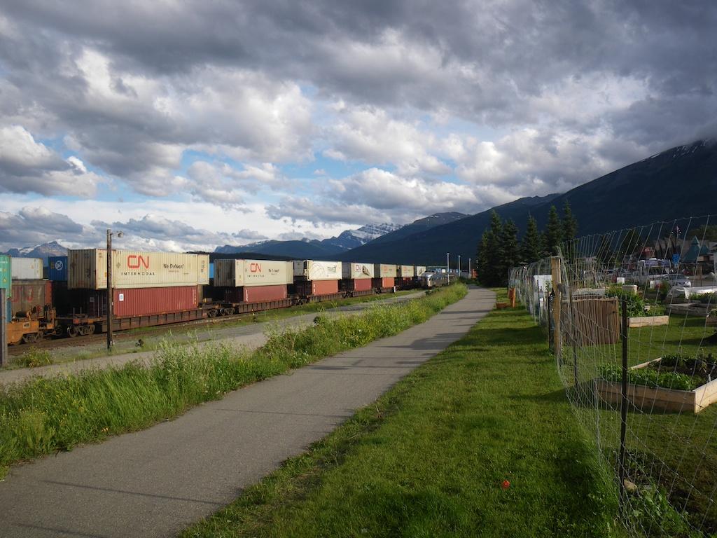 Jasper railway startion