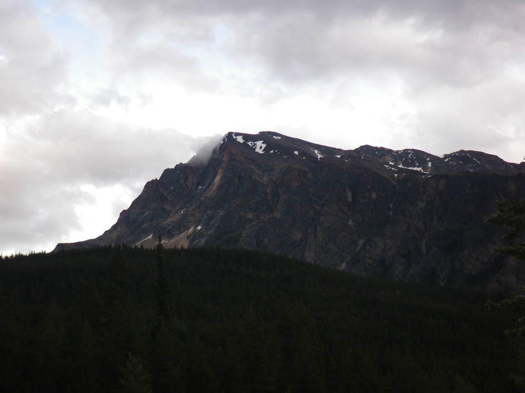 Mount Hardisty