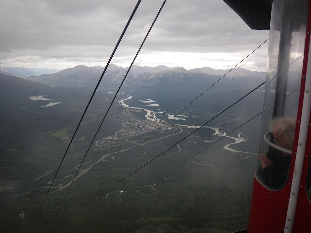 Jasper from the Cable car.
