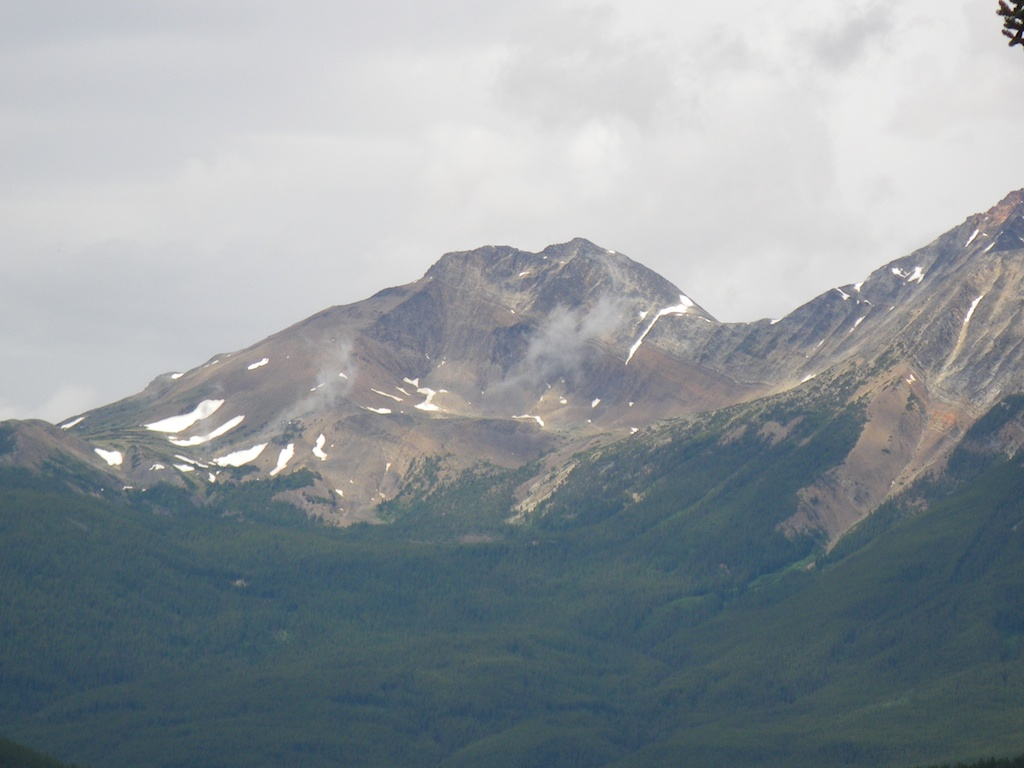 More mountains