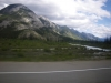 On the way to Jasper.