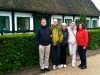 Peter, Anders, Karin, Anna Maria och Dalida. Foto Leif