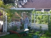 Trädgårdsskötel, Karin i högsta hugg