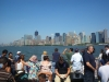 Leaving Manhattan